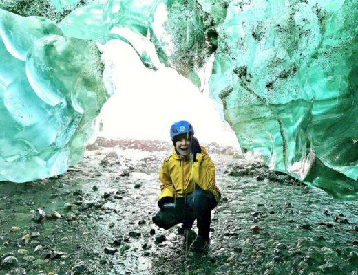 Alaska Summer Trip Itinerary Mendenhall-Glacier-Ice-Cave