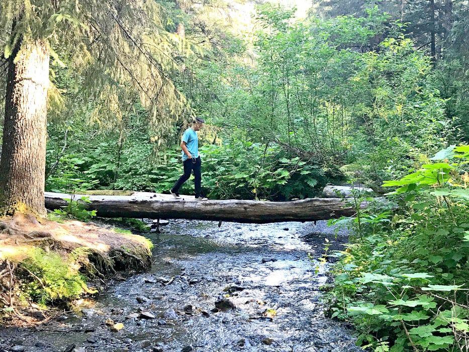 Alaska-summer-trip-aleyeska-hike