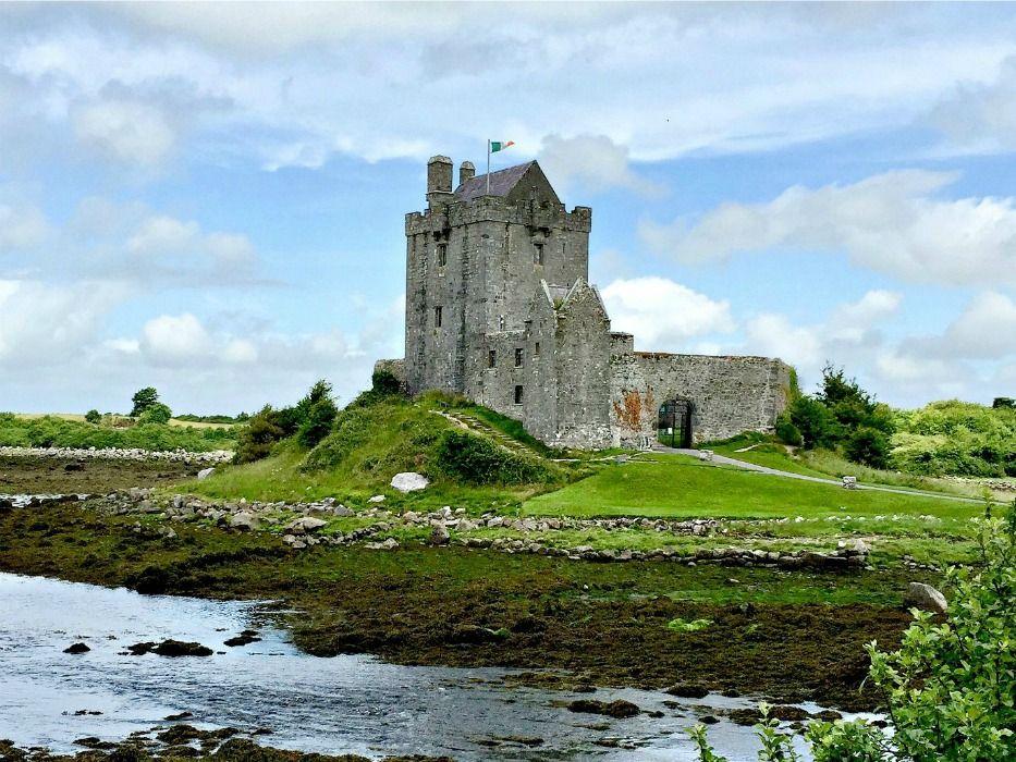 Ireland Itinerary Dunguaire Castle