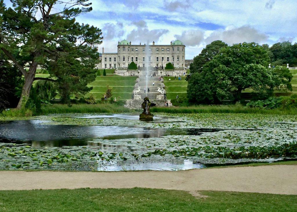 East Ireland Itinerary Powerscourt