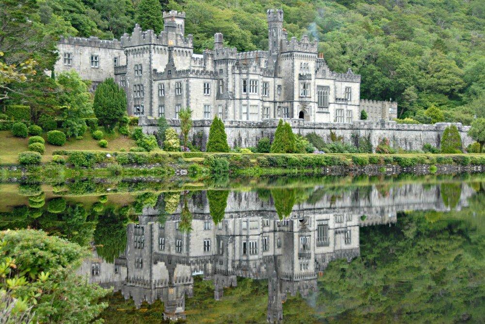 Ireland Itinerary Kylemore Abbey