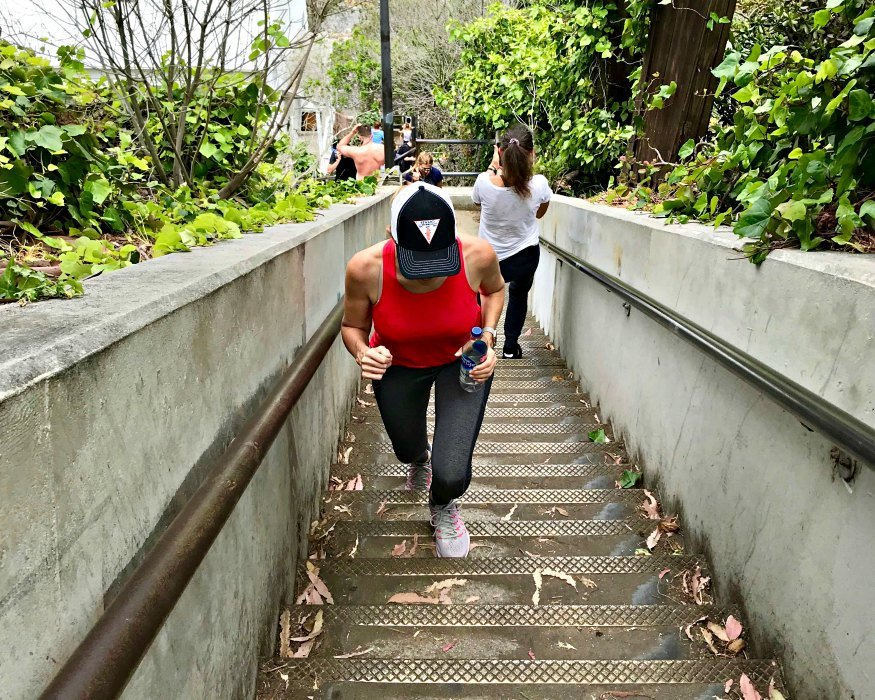 Stairs Workout 1