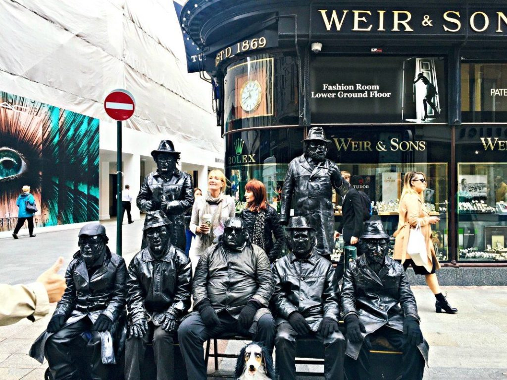 7 Days in Ireland Grafton Street