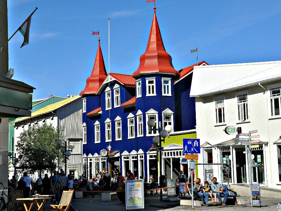 Iceland-vacation-Akureyri