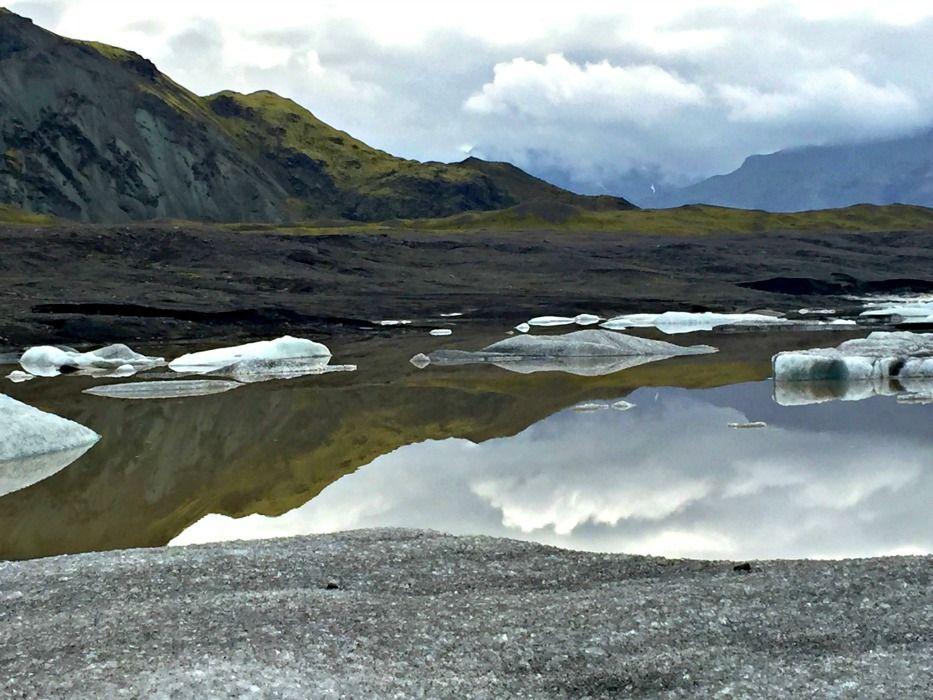 7 Days in Iceland Vatnajökull glacier