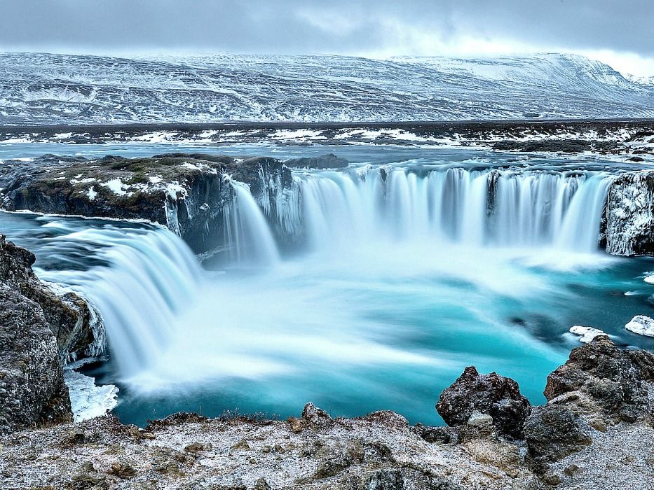 Iceland-vacation-Godafoss