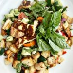 Panzanella Salad Main Course Salad Recipes