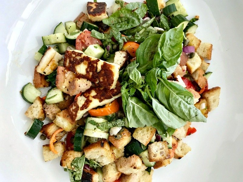 4 Travel Inspired Main Course Salad Recipes - THE EVOLISTA