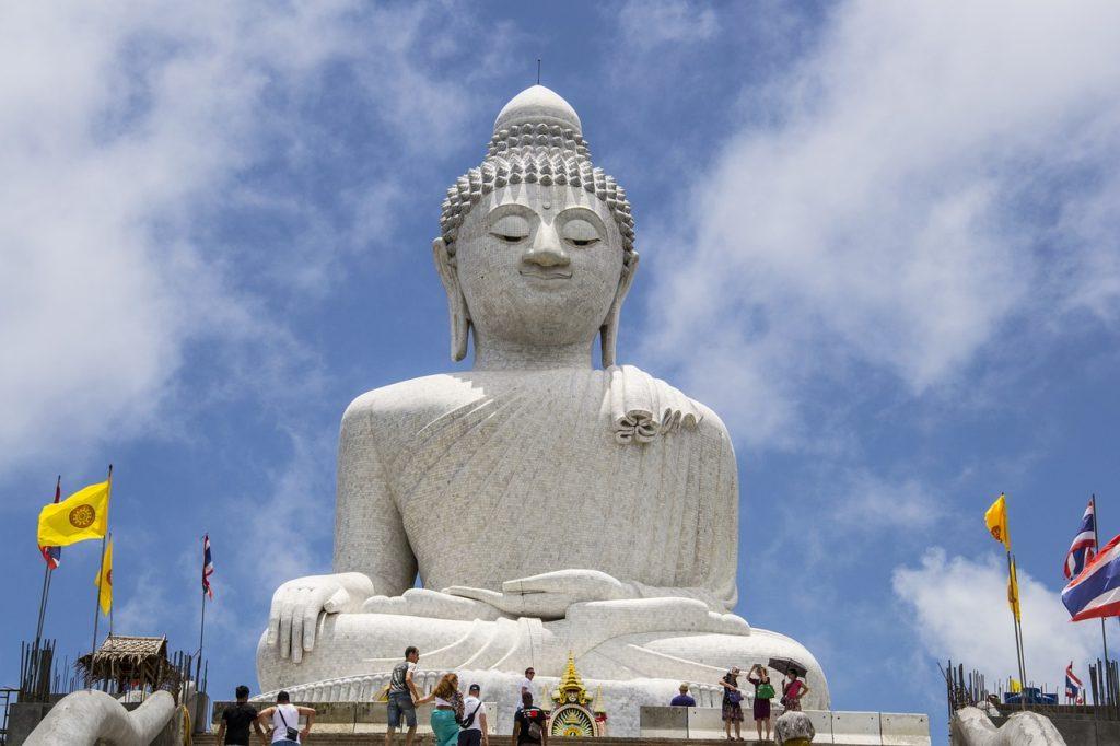 Big Buddha in Phuket