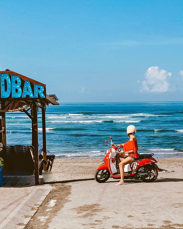 Canggu Surf Bali Itinerary 7 days