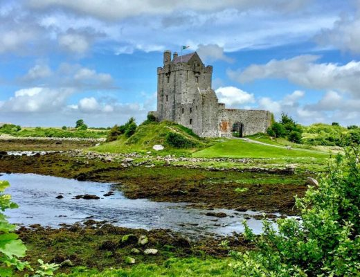 7 Days in Ireland Itinerary Castle