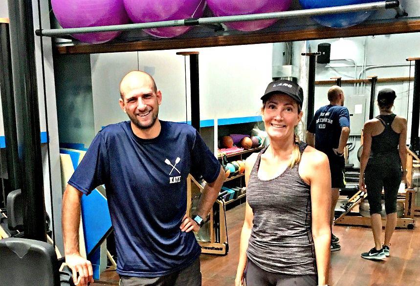 Revolution Fitness IndoRow