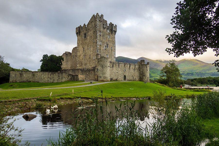7 Days in Ireland Ross Castle