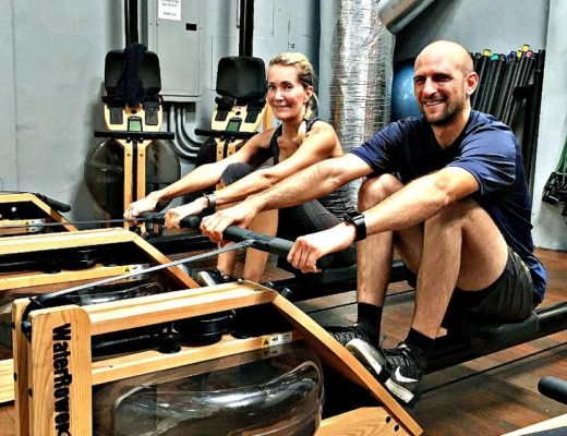 Rowing Workout