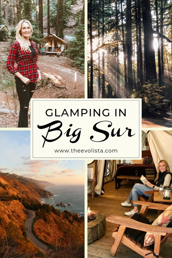 Ventana Glamping in Big Sur the Best Family Trip - THE EVOLISTA