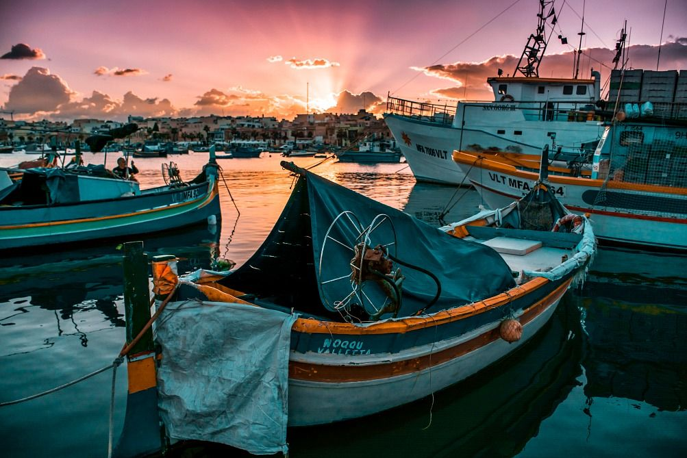 3 Days in Malta Marsaxlokk