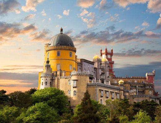 Sintra Itinerary Pena Palace