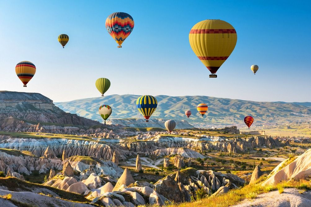 How to Score Cheap Flights Cappadocia