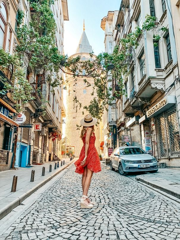 7 Day Turkey Itinerary Galata Tower