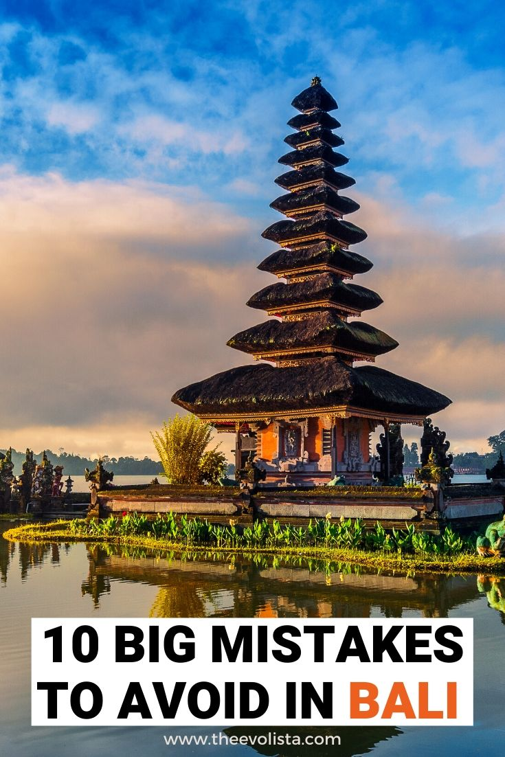 10 Biggest Bali Mistakes