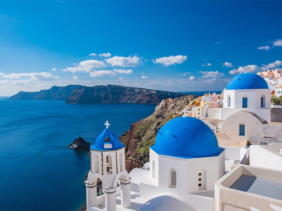 September in Greece