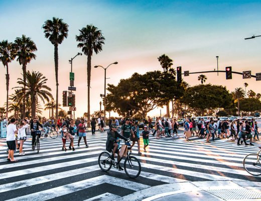 Where to Travel in September Los Angeles