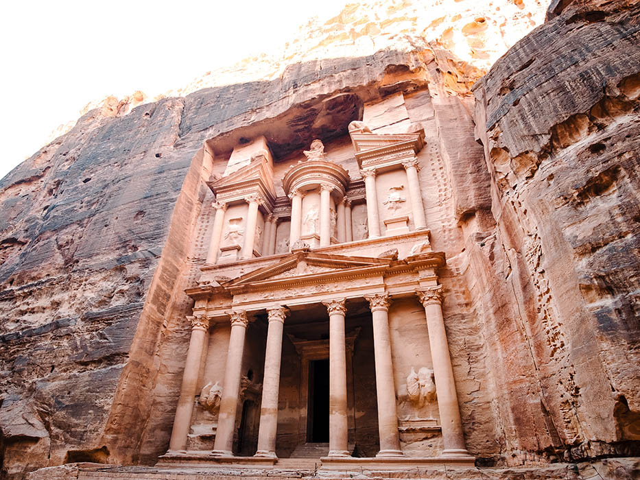 Best Places to Travel in October Petra