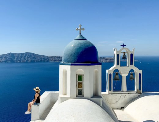 3 Days in Santorini Itinerary