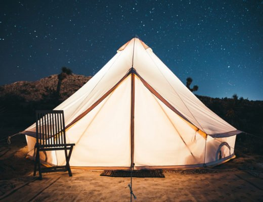 Glamping California USA