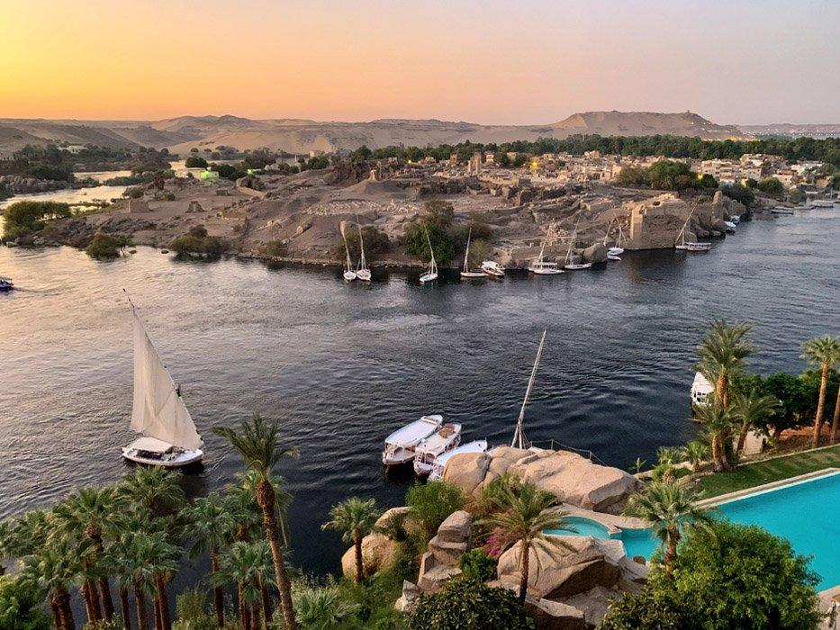 Egypt Itinerary Aswan
