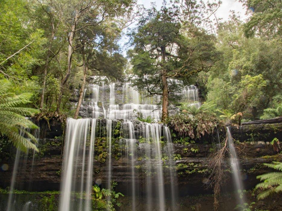 Australia Falls Tasmania