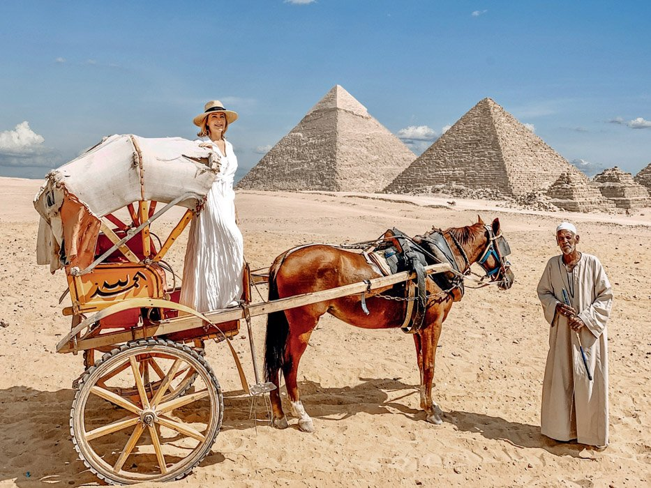 Egypt Itinerary 7 Days Pyramids