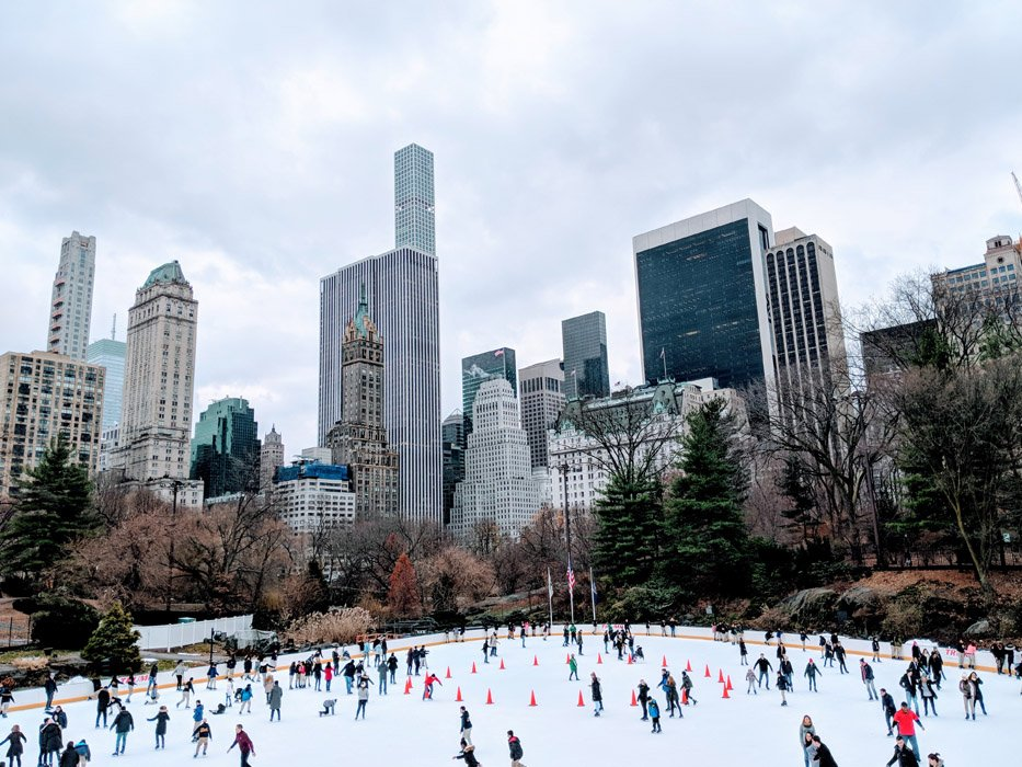 Best Places to Travel in December New York