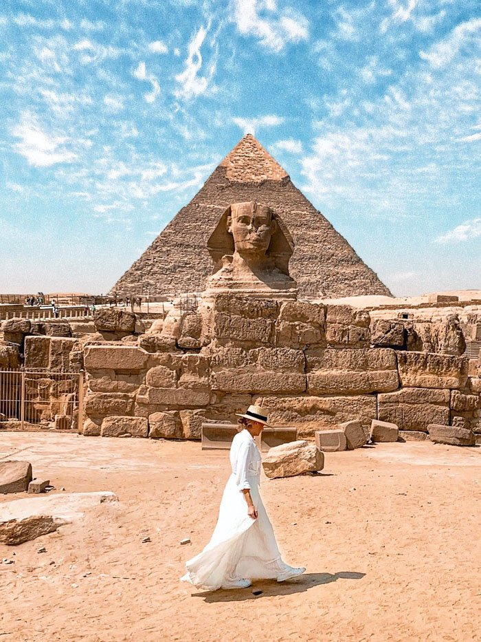 Egypt Travel Tips Sphinx