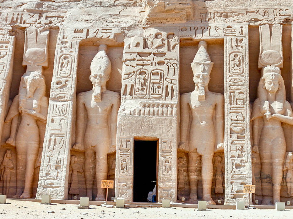 7 days in Egypt Abu Simbel