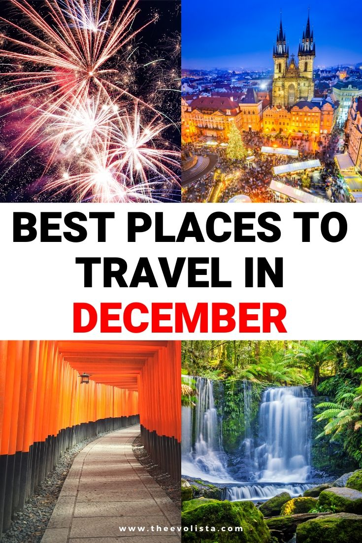 Best Places to Travel in December Pin 2