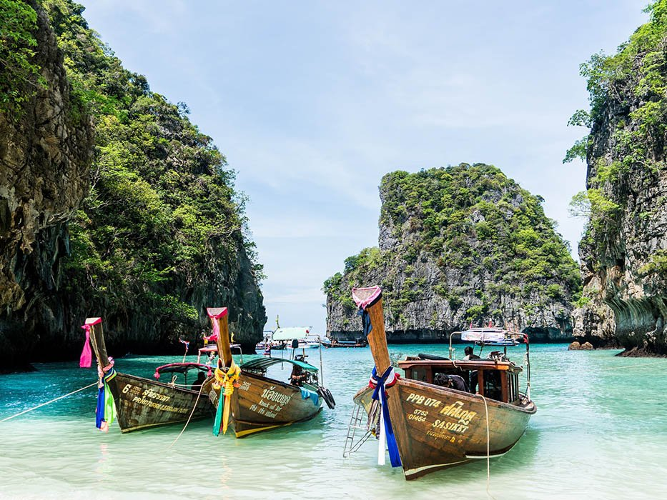 Best Places to Visit in January Phi Phi