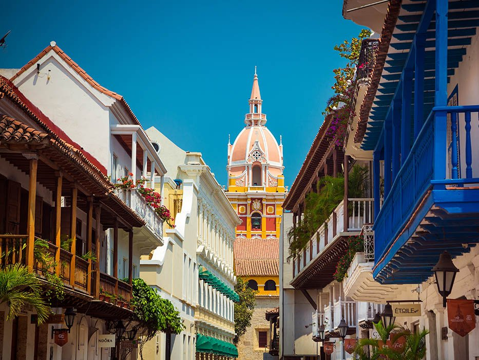 Best Places to Travel in January Cartagena