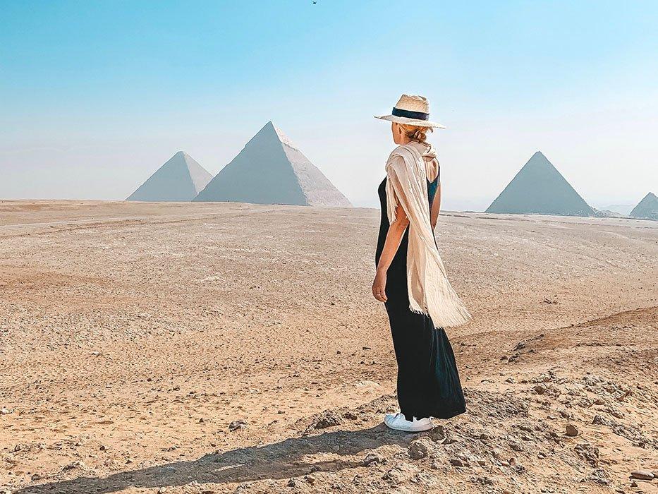 Egypt Packing List Dress