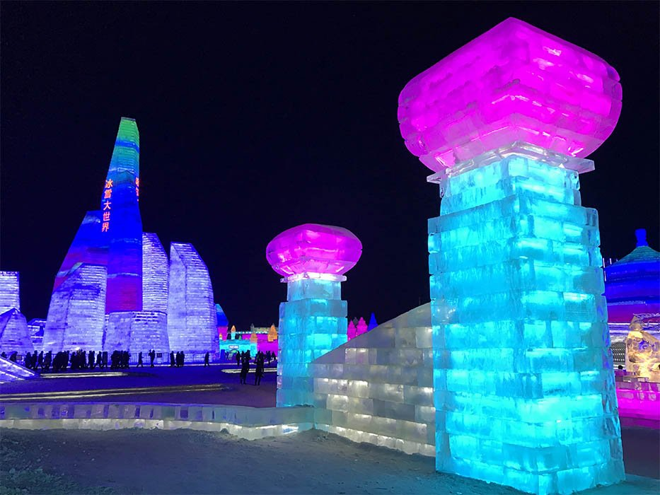 Best Places to Travel in January Harbin