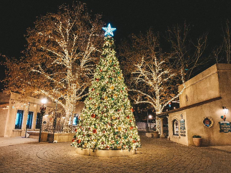 Christmas in Sedona Tree Lighting