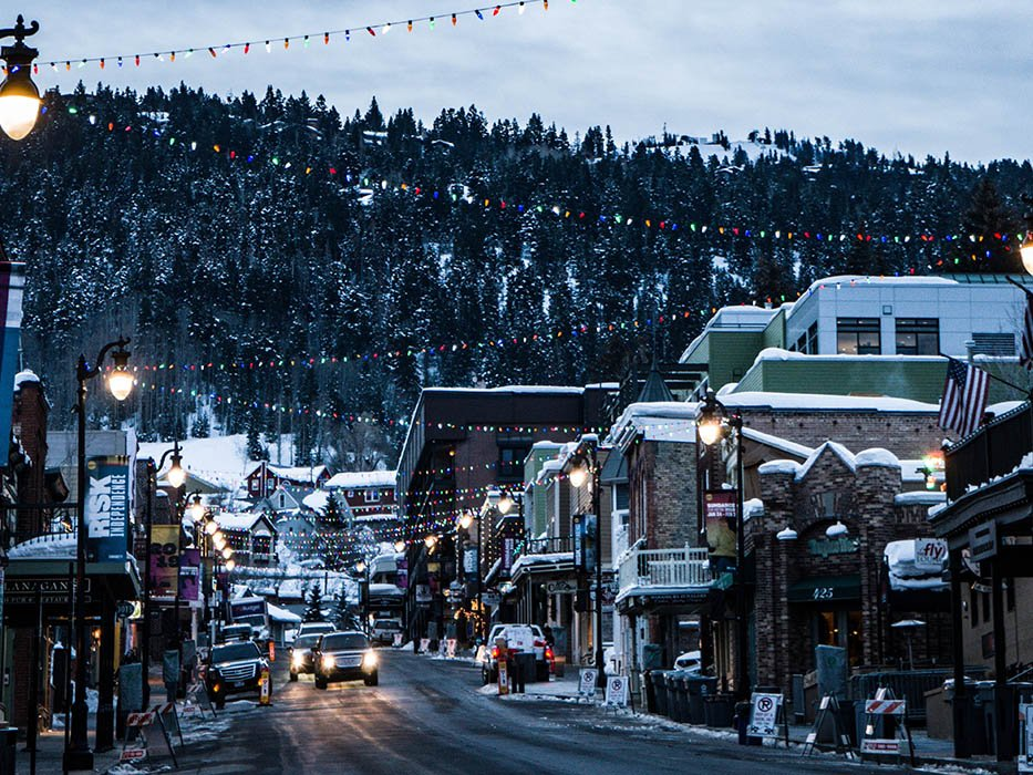 Best Places to Travel in January Park City