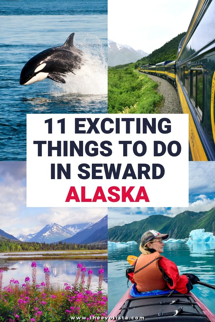 11 Things to do in Seward Alaska