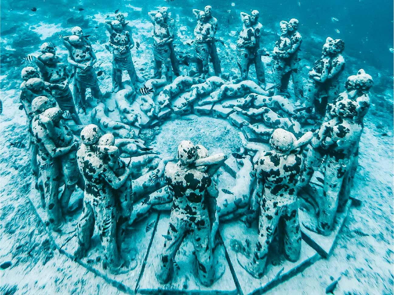 Bali Packing List GoPro Underwater Photo