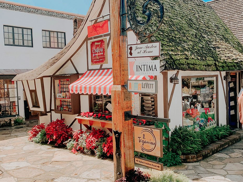 Prettiest California Towns Carmel