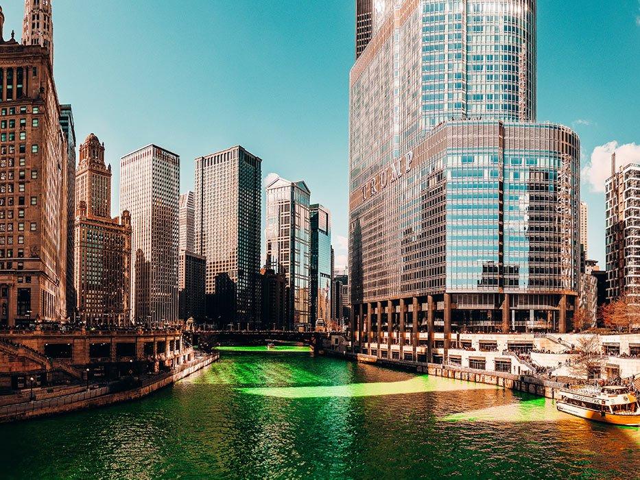 Chicago St Patricks Day