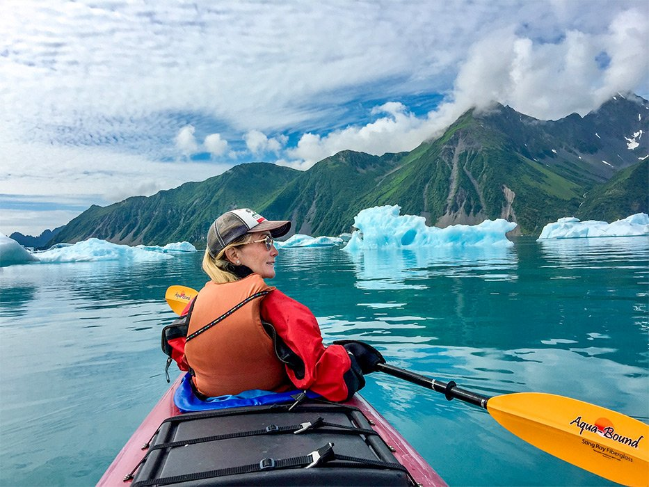 Things to do in Seward Alaska Kayaking