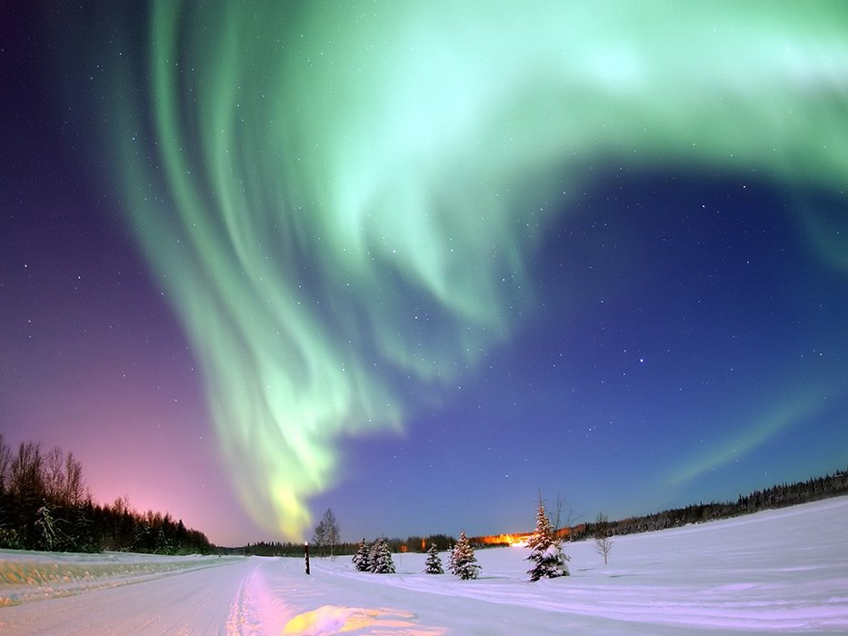 Best Places to Travel in February Lapland Finland