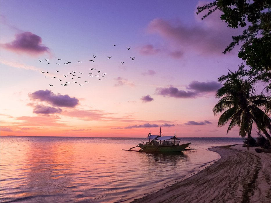 Best Places to Travel in March Palawan Sunset