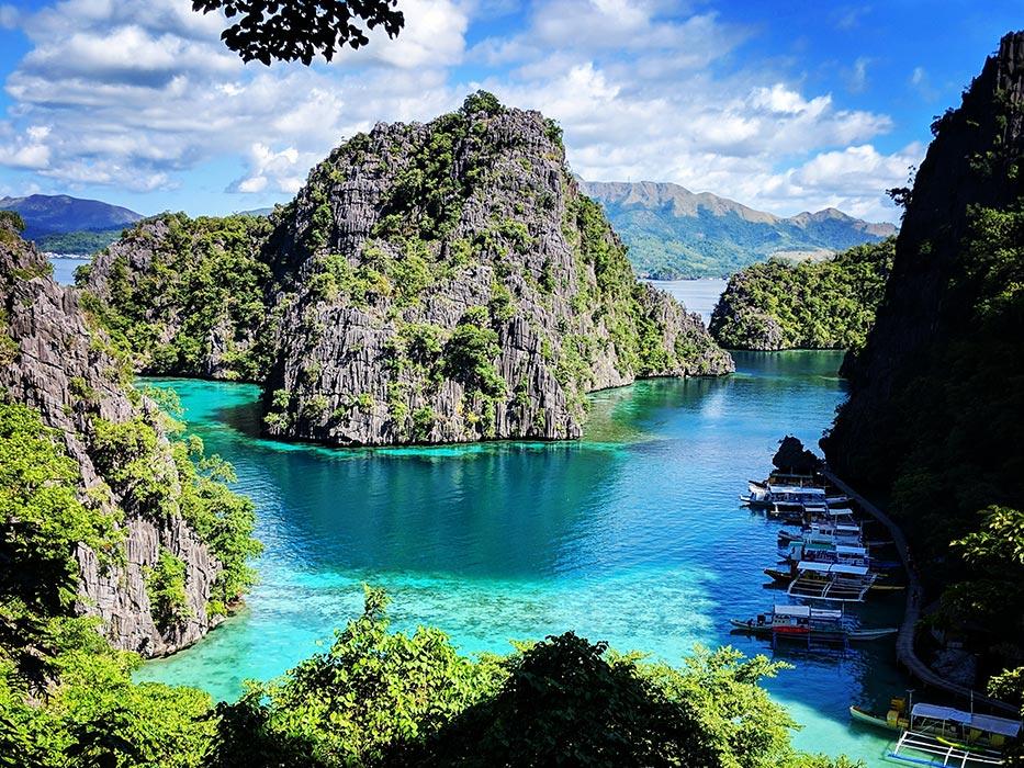 Philippines Palawan Islands